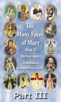 Cover Many Faces of Mary Book II Part III