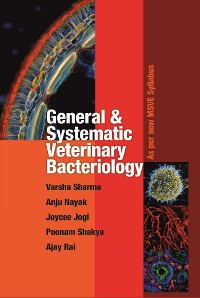Cover General And Systematic Veterinary Bacteriology
