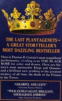 Cover The Last Plantagenets
