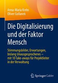 Cover Die Digitalisierung und der Faktor Mensch