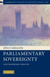 Cover Parliamentary Sovereignty
