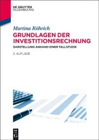 Cover Grundlagen der Investitionsrechnung