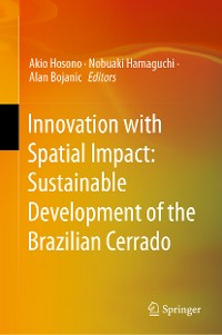 Cover Innovation with Spatial Impact: Sustainable Development of the Brazilian Cerrado