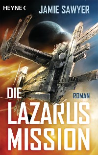 Cover Die Lazarus-Mission
