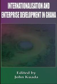 Cover Internationalisation andEnterprise Development inGhana