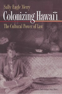 Cover Colonizing Hawai'I