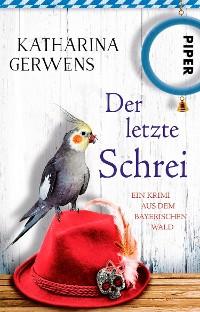 Cover Der letzte Schrei