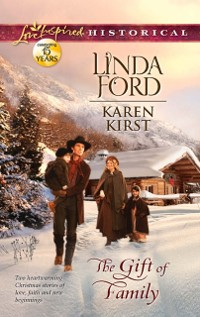 Cover Gift Of Family: Merry Christmas, Cowboy (Cowboys of Eden Valley) / Smoky Mountain Christmas (Mills & Boon Love Inspired Historical)