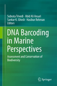 Cover DNA Barcoding in Marine Perspectives