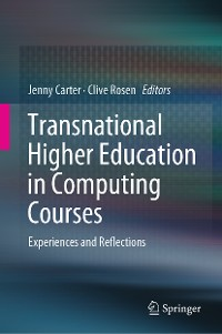 Cover Transnational Higher Education in Computing Courses