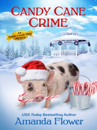 Cover Candy Cane Crime