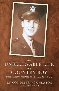 Cover The Unbelievable Life of a Country Boy