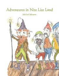 Cover Adventures in Nite Lite Land