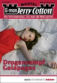 Cover Jerry Cotton 3230 - Krimi-Serie