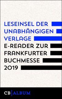 Cover E-Reader zur Leseinsel der unabhängigen Verlage – Frankfurter Buchmesse 2019