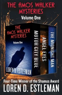 Cover Amos Walker Mysteries Volume One
