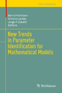 Cover New Trends in Parameter Identification for Mathematical Models
