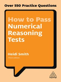 Cover How to Pass Numerical Reasoning Tests