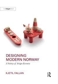 Cover Designing Modern Norway