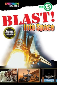 Cover BLAST! Into Space
