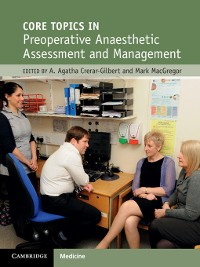 Cover Core Topics in Preoperative Anaesthetic Assessment and Management