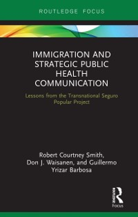 Cover Immigration and Strategic Public Health Communication