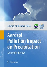 Cover Aerosol Pollution Impact on Precipitation