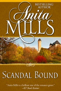 Cover Scandal Bound