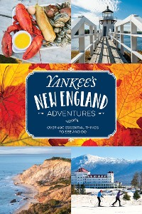 Cover Yankee's New England Adventures