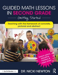 Cover Guided Math Lessons in Second Grade
