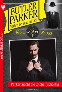 Cover Butler Parker 153 – Kriminalroman