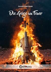 Cover Die Geige im Feuer