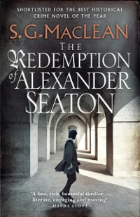 Cover Redemption of Alexander Seaton