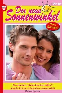 Cover Der neue Sonnenwinkel 49 – Familienroman