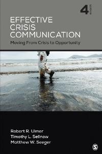 Cover Effective Crisis Communication