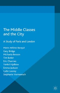 Cover The Middle Classes and the City