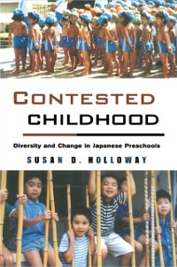 Cover Contested Childhood
