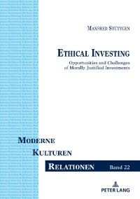 Cover Ethical Investing