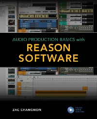 Cover Audio Production Basics with Reason Software