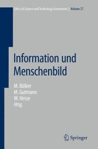 Cover Information und Menschenbild