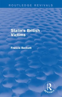 Cover Stalin's British Victims