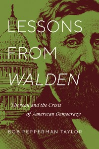 Cover Lessons from <i>Walden</i>
