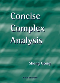 Cover Concise Complex Analysis