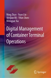 Cover Digital Management of Container Terminal Operations