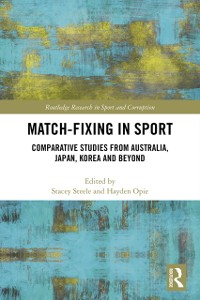Cover Match-Fixing in Sport