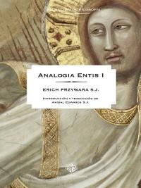 Cover Analogía Entis