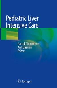 Cover Pediatric Liver Intensive Care