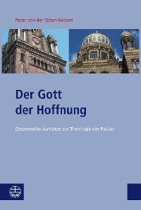 Cover Der Gott der Hoffnung