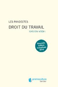Cover Les Pandectes – Droit du travail
