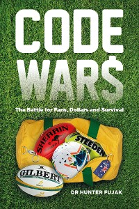 Cover Code Wars - The Battle for Fans, Dollars and Survival
